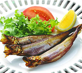 of tea in cooking, it is recommended to make smoked fish with tea ...